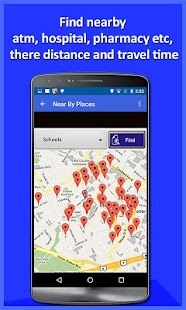 Mobile Location Tracker - náhled