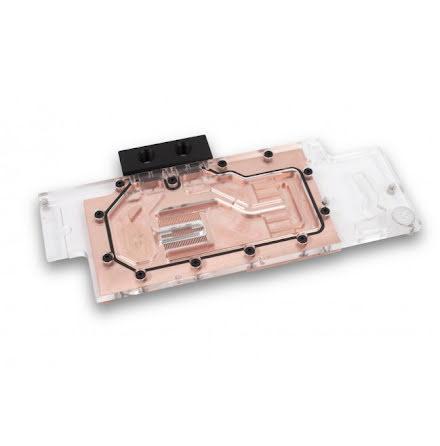 EK vannblokk for skjermkort, EK-FC Titan X Pascal