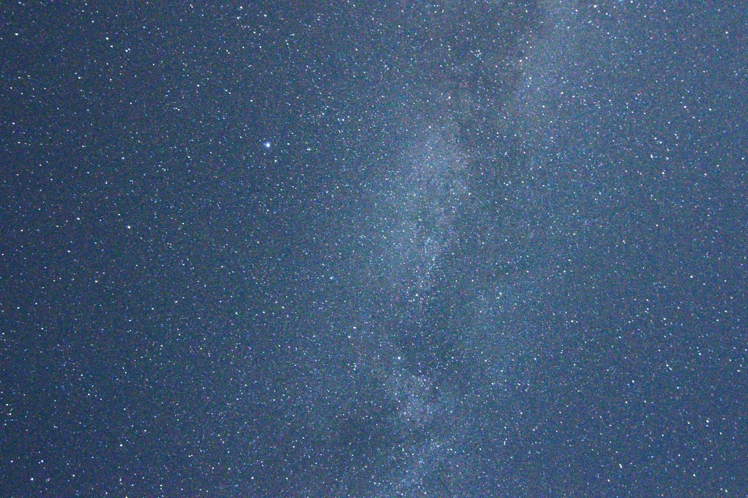 Summer Triangle with Nikon D90 and Tokina AT-X 116 PRO DX