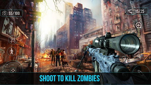 Zombie Sniper - Last Man Stand  screenshots 10