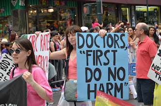 """Photo: Doctors: """"First Do No Harm"""""""