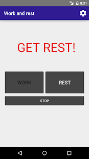 Work and Rest- screenshot thumbnail