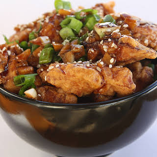 Chinese Garlic Ginger Chicken Recipes.