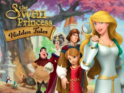 The Swan Princess Hidden Tales- screenshot thumbnail