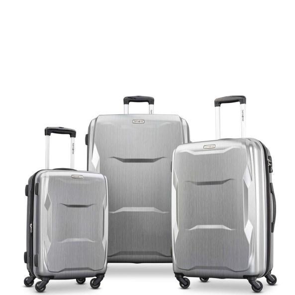 Pivot 3 Piece Luggage Set | 3 Piece Spinner Luggage Set | Samsonite