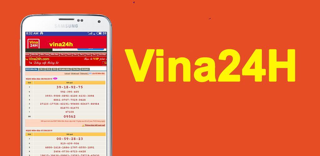 Vina24H 2019 - App by Appdevelops
