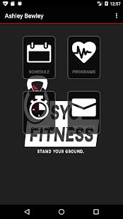 SYG Fitness - náhled