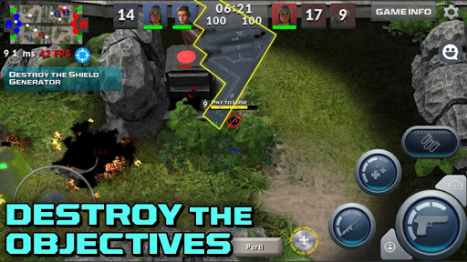 Télécharger Gratuit Primal Carnage Assault mod apk screenshots 5