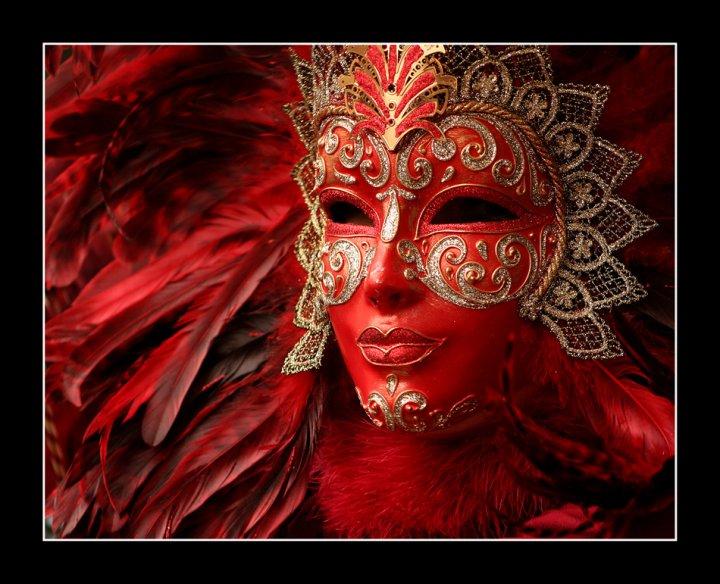 Il rosso a Venezia di Alina