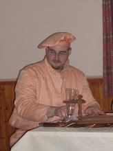 Photo: Scholar Pallas von der Akademie von Muntia in Lupien.