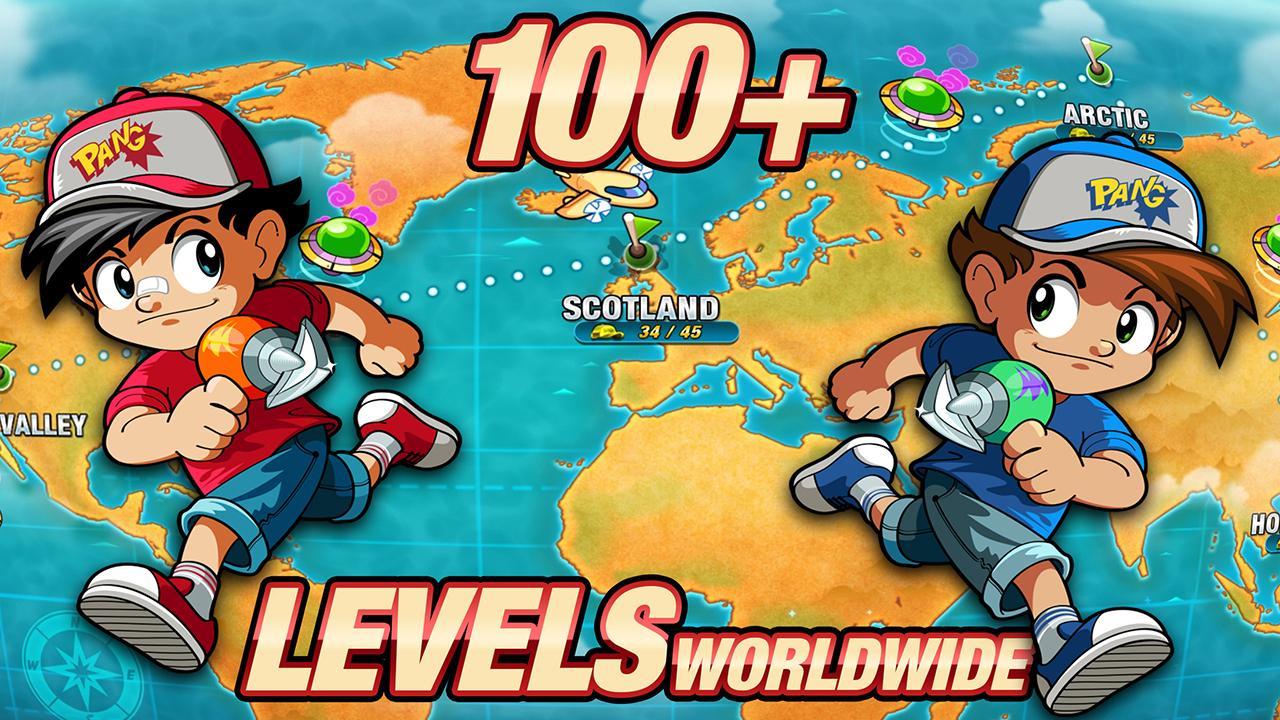 Pang Adventures screenshot #10