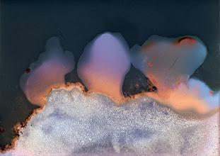 Photo: © Olivier Perrot 2012 Photogramme 100x70cm et 50x35