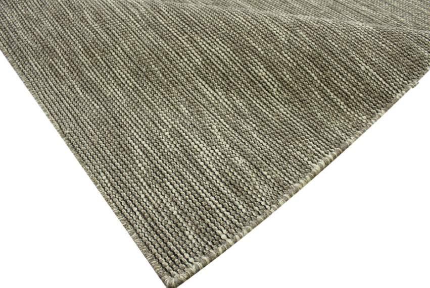 dywan wełniany kilim dwustronny brązowy brinker carpets paddle durry wytrzymały