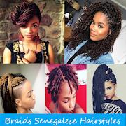 Braids Senegalese Hairstyles