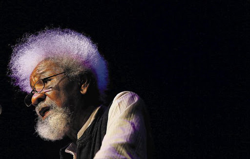 The internationally recognised Nigeria-born author and scholar, professor Wole Soyinka,. File photo.