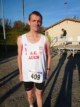 Photo: le baptême du maillot ACA pour Alain