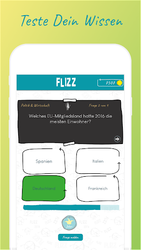 FLIZZ Quiz 2.800 screenshots 1