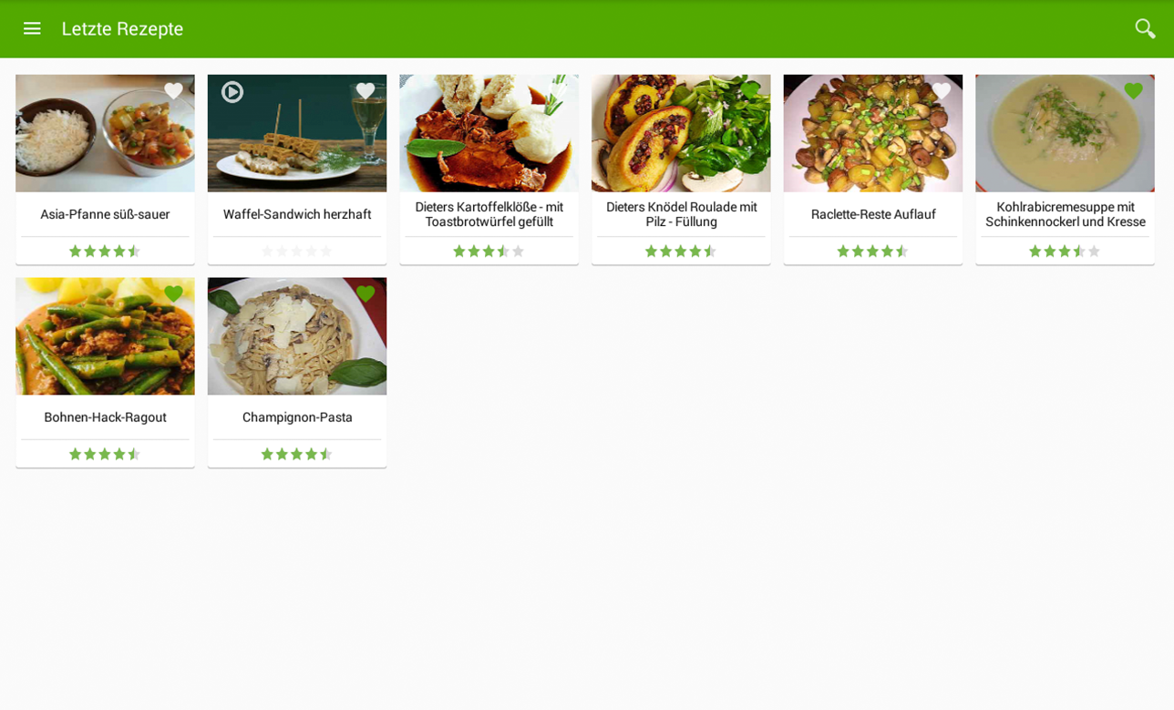 Chefkoch - Rezepte & Kochen - Android Apps on Google Play
