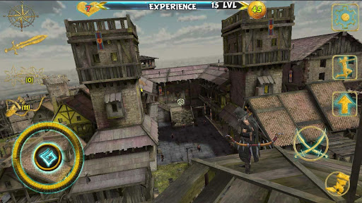 Ninja Samurai Assassin Hero 5 Blade of Fire 1.06 screenshots 7