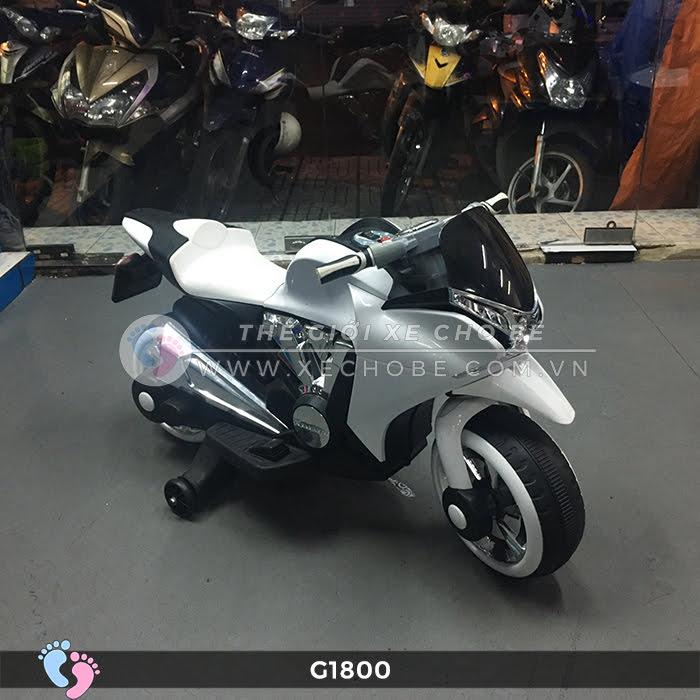 Xe mô tô điện trẻ em g1800 8