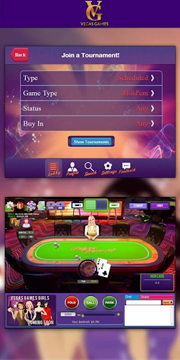 Vegas Games Casino cheat screenshots 1