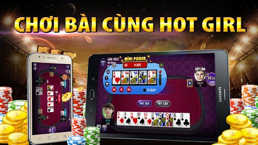 Game bai doi thuong, danh bai,lieng,xi to,mau binh 1.2 screenshots 2