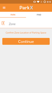 ParkX - Mobile Payment Parking screenshot 2