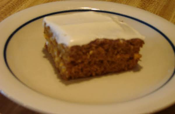 Picnic Pumpkin Bars Recipe