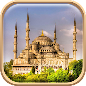 Islamic Mosques Live Wallpaper