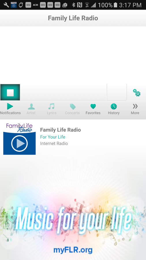 Family Life Radio- screenshot