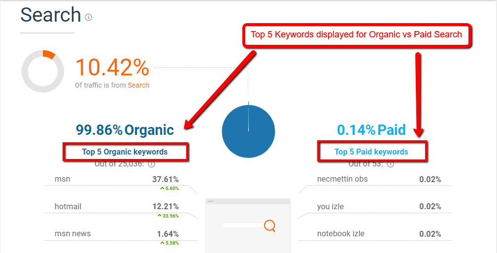 Similarweb Review | Search Insights