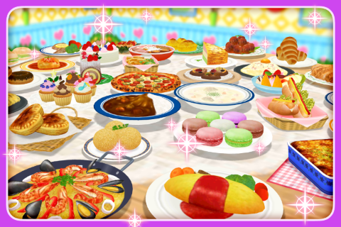 COOKING MAMA Let's Cook! screenshot 2