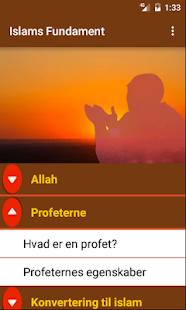 Islams Fundament - náhled