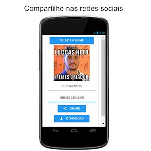 Luccas Neto - Memes Criador - náhled