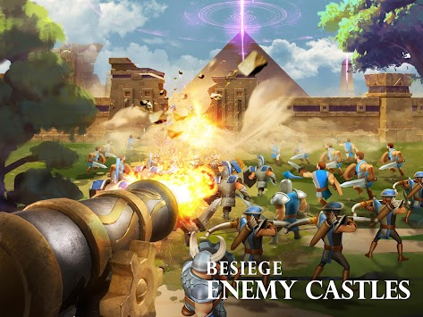 Art of Conquest (AoC) APK screenshot thumbnail 11