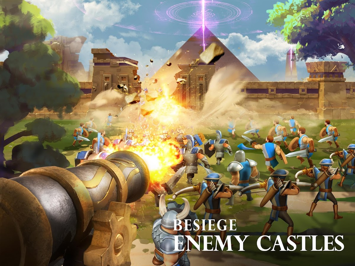 Art of Conquest (AoC)- screenshot