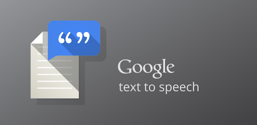 Google Text-to-Speech - Apps on Google Play