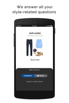 Buy Women & Men's Fashion Wear - screenshot