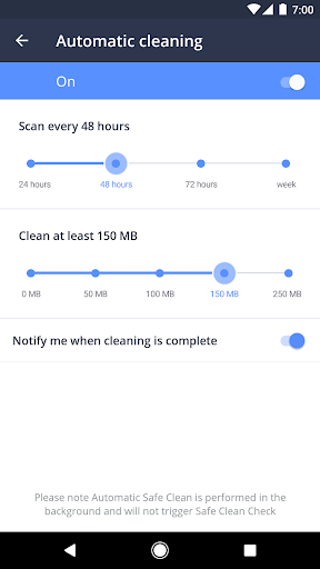 Avast Cleanup & Boost screenshot 5