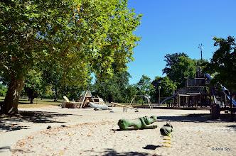 Photo: Spielplatz im Rosensteinpark Nähe Ehmannstraße