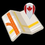 Map of Toronto offline