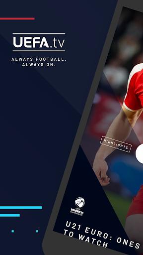 UEFA.tv Always Football. Always On. 1.4.0.92 screenshots 1