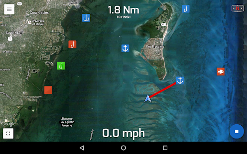 Fishing Points: GPS & Forecast Screenshot