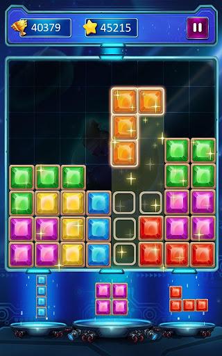 Code Triche casse-tu00eate - block puzzle APK MOD screenshots 6