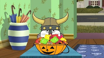 Ruby and the Beast | Max & Ruby's Halloween House | Max's Trick-or-Treat