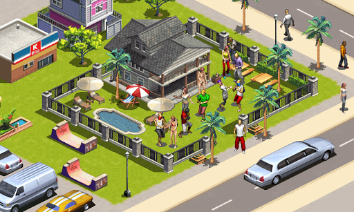 Gangstar City screenshot 3