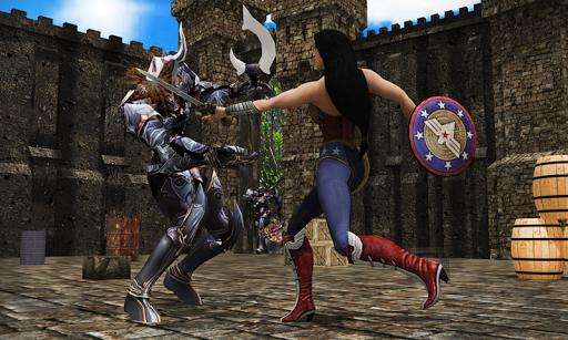 Wonder Girl Fighting & Survival 1.0 {cheat|hack|gameplay|apk mod|resources generator} 1