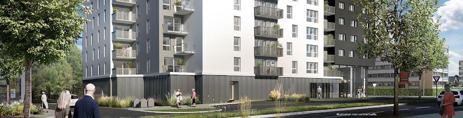 Brest résidence seniors proche parc d'Eole