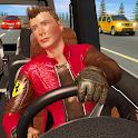 Traffic Highway Car Drift Racer icon