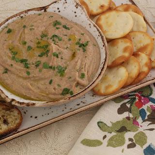 Black-eyed Pea Hummus.